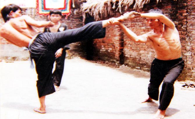 Truyền nhân tinh hoa võ thuật